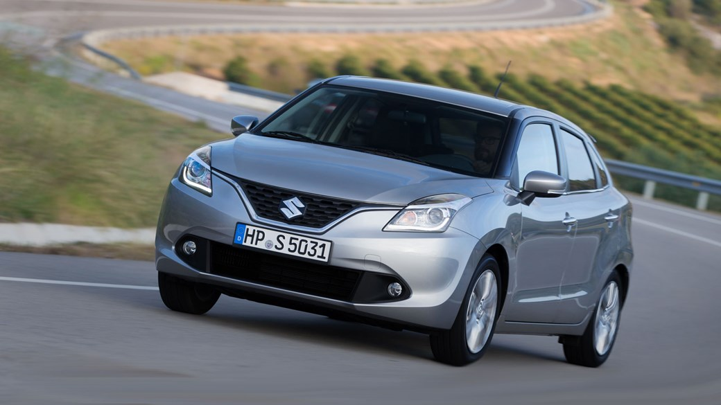 Suzuki Baleno 1.0 Boosterjet (2016) Review