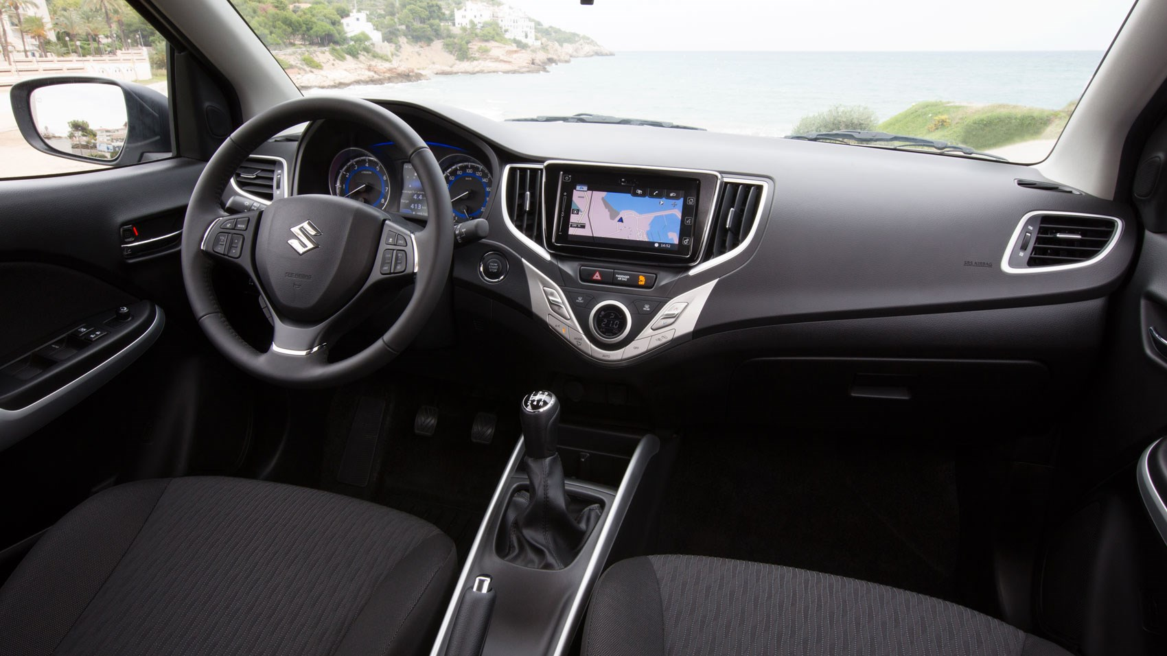 ... Pricing is yet to be confirmed for the Baleno at the time of writing ...