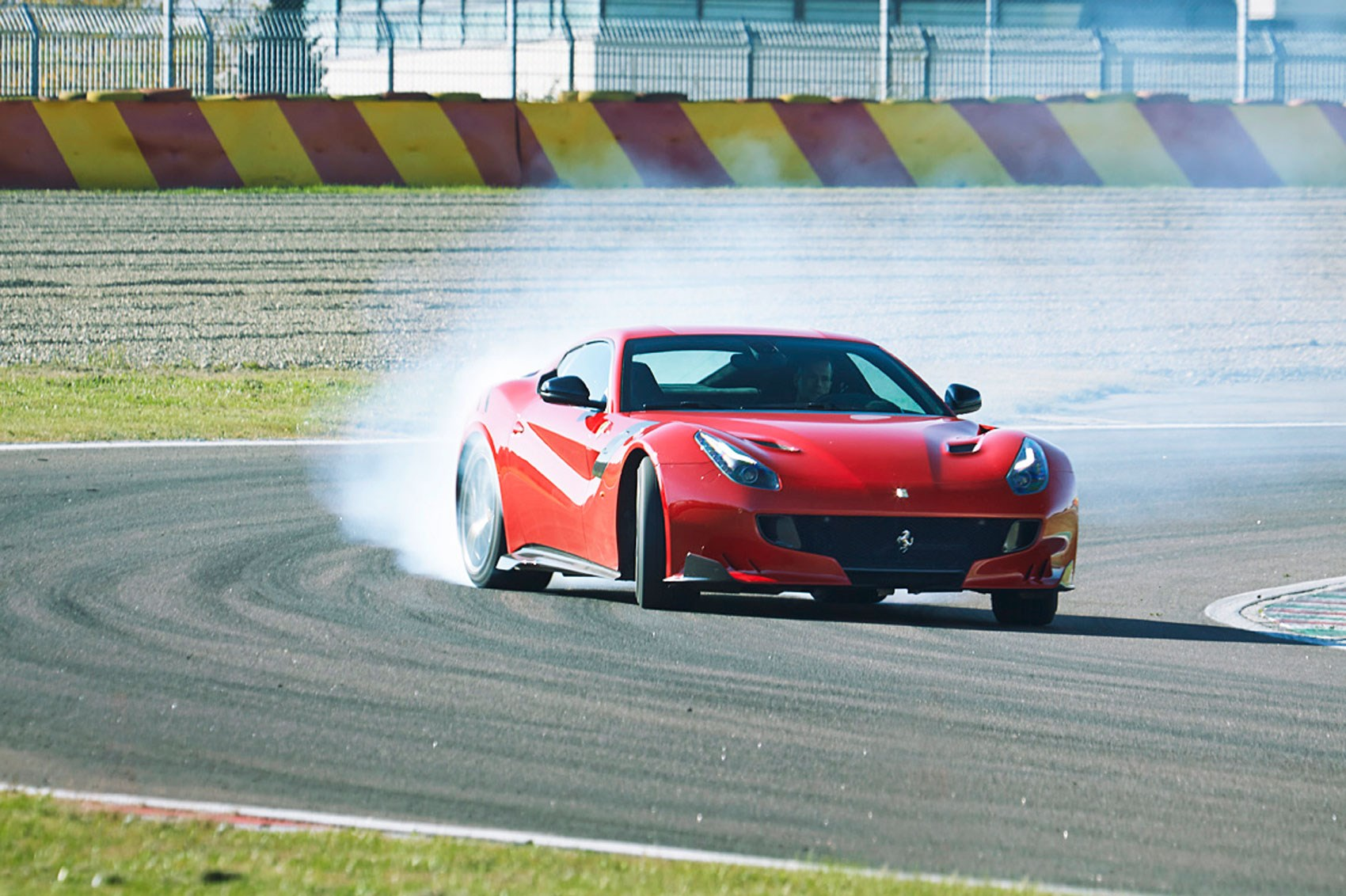 Ferrari F12 Tdf 2015 Review By Car Magazine