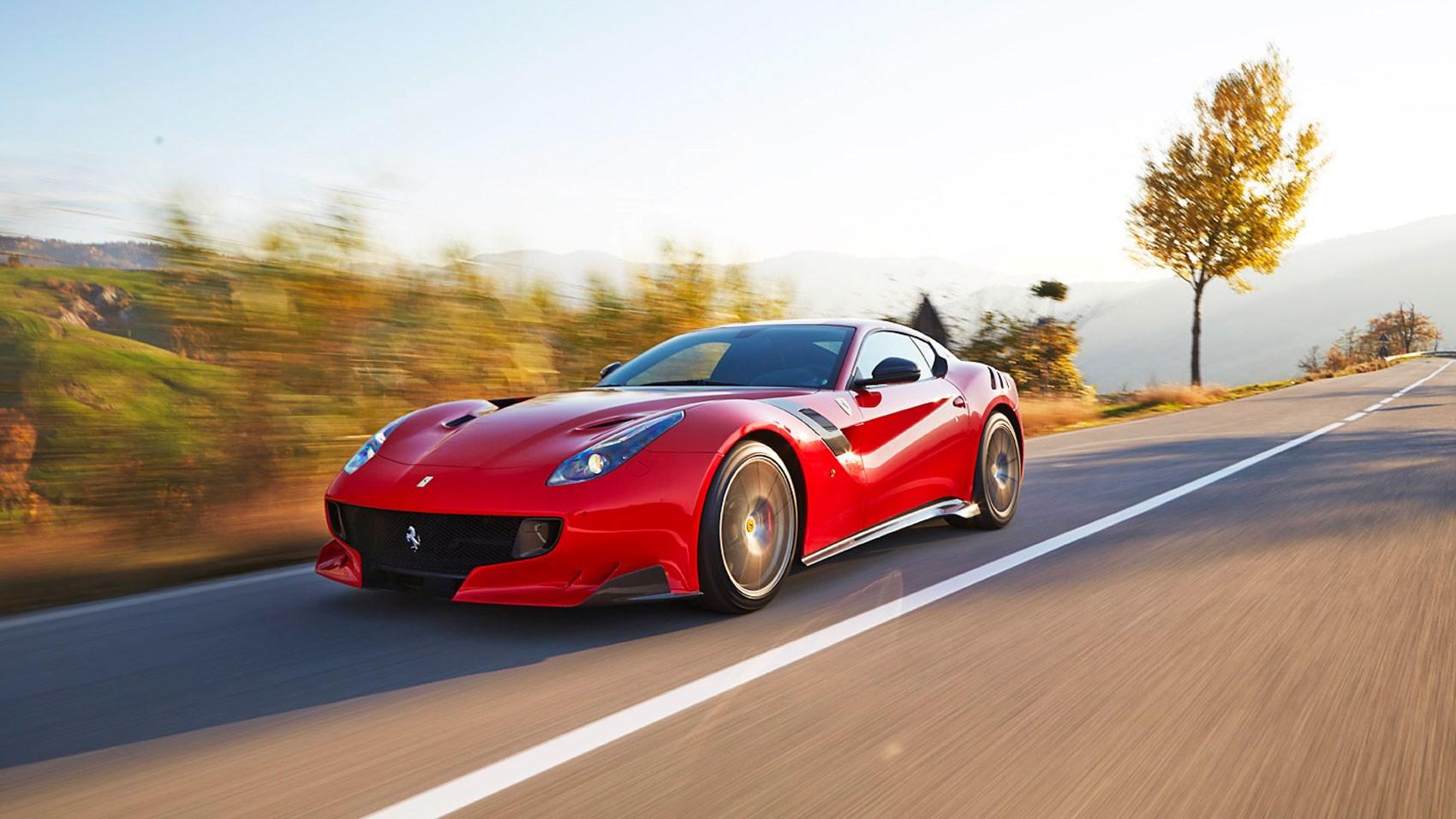 Ferrari F12 Tdf 2015 Review By Car Magazine