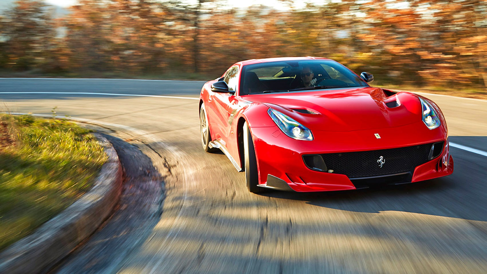 Ferrari F12 Tdf 2015 Review Car Magazine