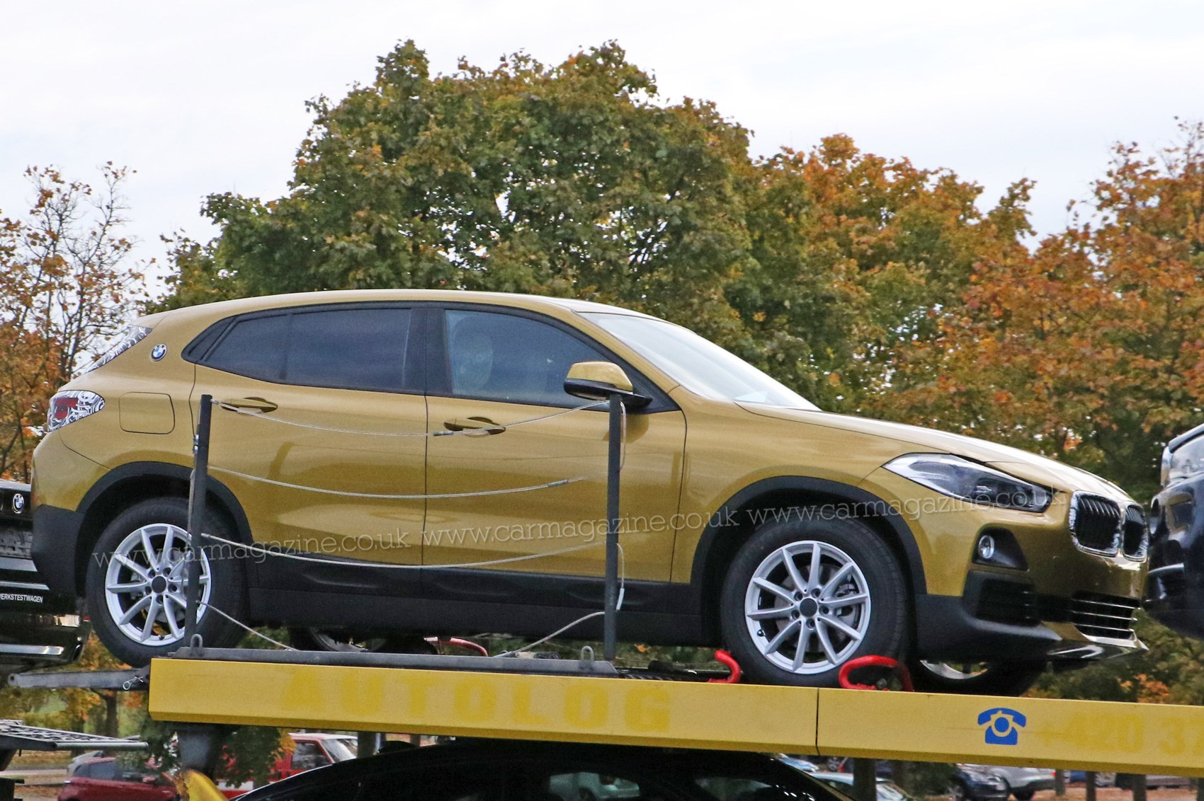 This Is Our Best Look Yet At The New Bmw X2 Suv By Car