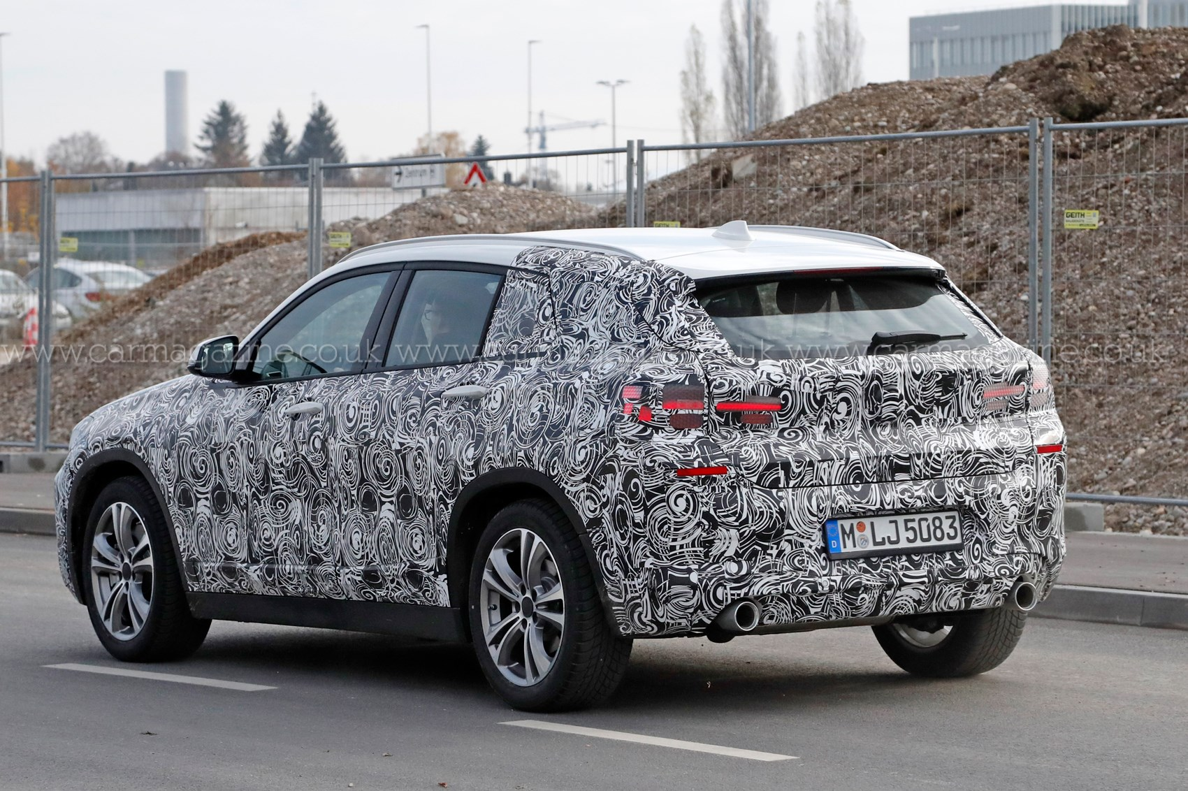 This Is Our Best Look Yet At The New BMW X SUV By CAR Magazine - Best bmw suv