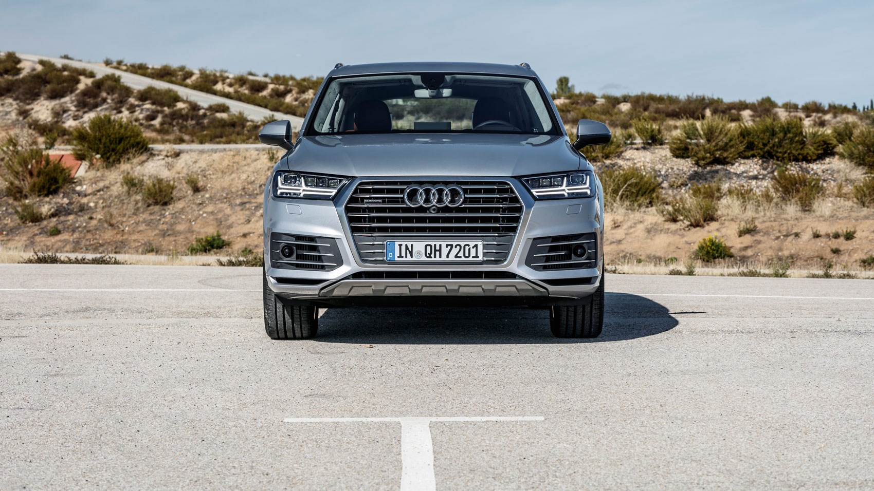 Audi A3 E Tron Lease >> Audi Q7 e-tron (2016) plug-in hybrid review | CAR Magazine