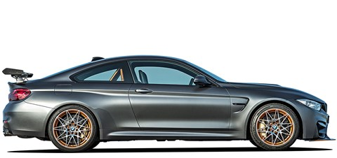 The fastest BMW ever, not more has to be said really. The M4 GTS arrives next March for a staggering £121,770