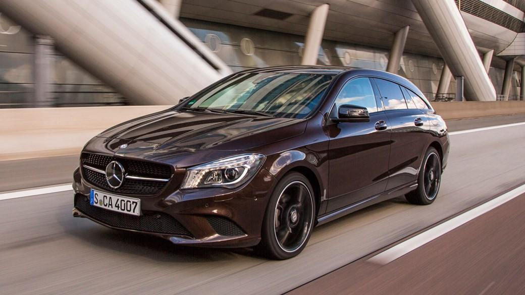Mercedes CLA 220 CDI Sport Shooting Brake (2016) review | CAR Magazine