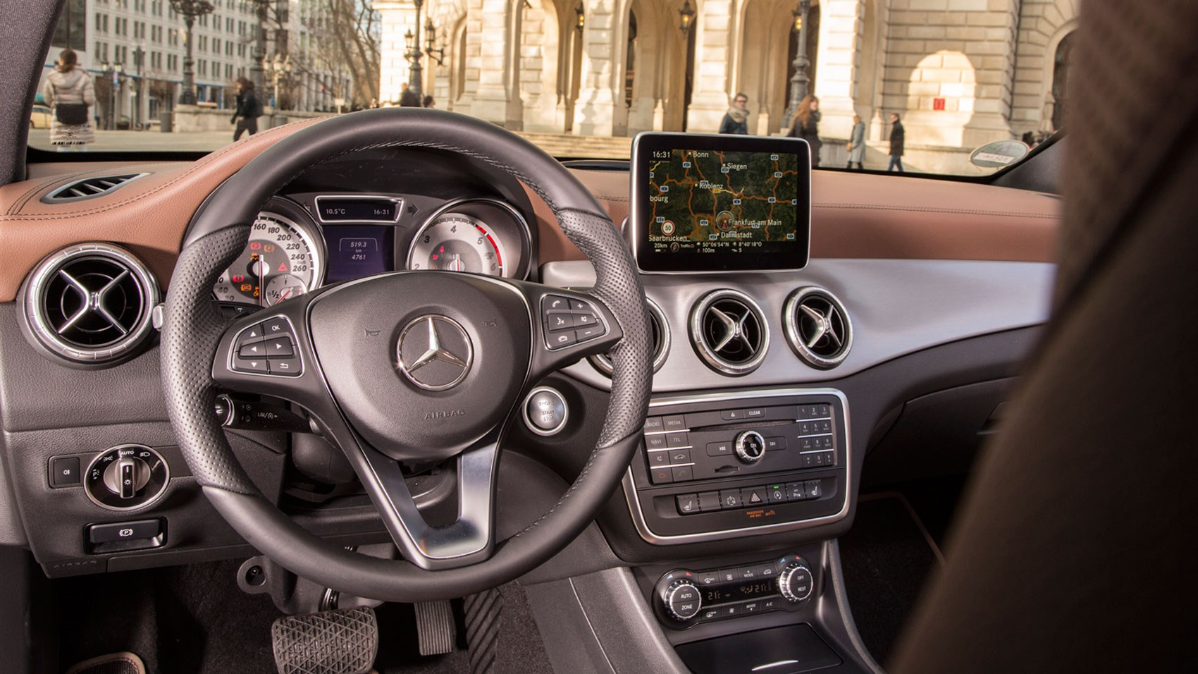 Mercedes Cla 220 Cdi Sport Shooting Brake 2016 Review
