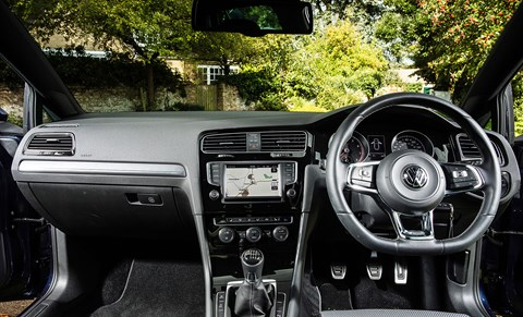 Intuitive controls, classy cabin, delightful ergonomics etc