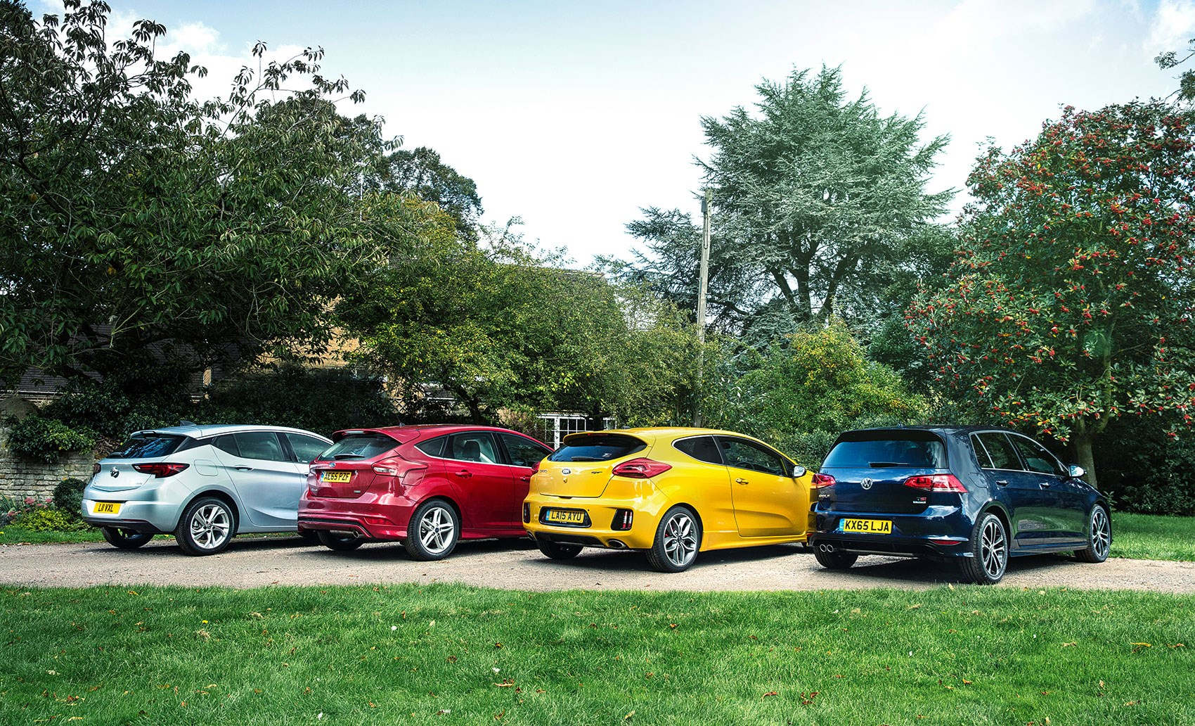 Group test: new Astra meets its rivals, CAR+ December 2015 by CAR ...