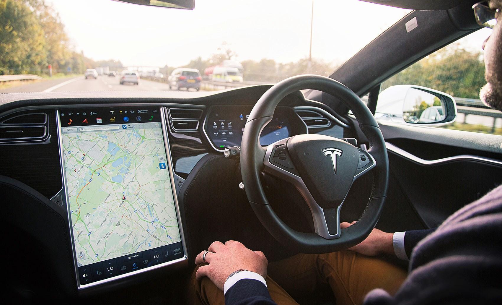 Does It Work We Put Tesla S Autopilot To The Test Car Magazine