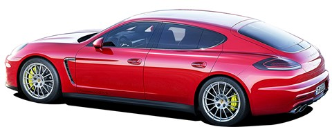 New Porsche Panamera will introduce the MSB platform