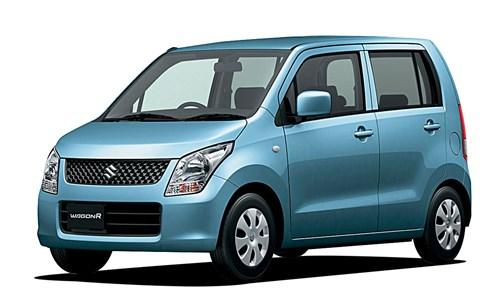Suzuki Wagon R, the mini people carrier