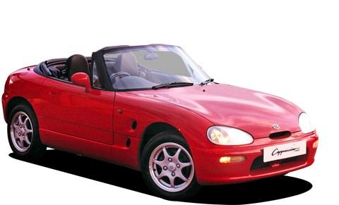 Suzuki Cappuccino, the mini performance car
