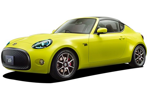 A roof down version of the GT86, perhaps