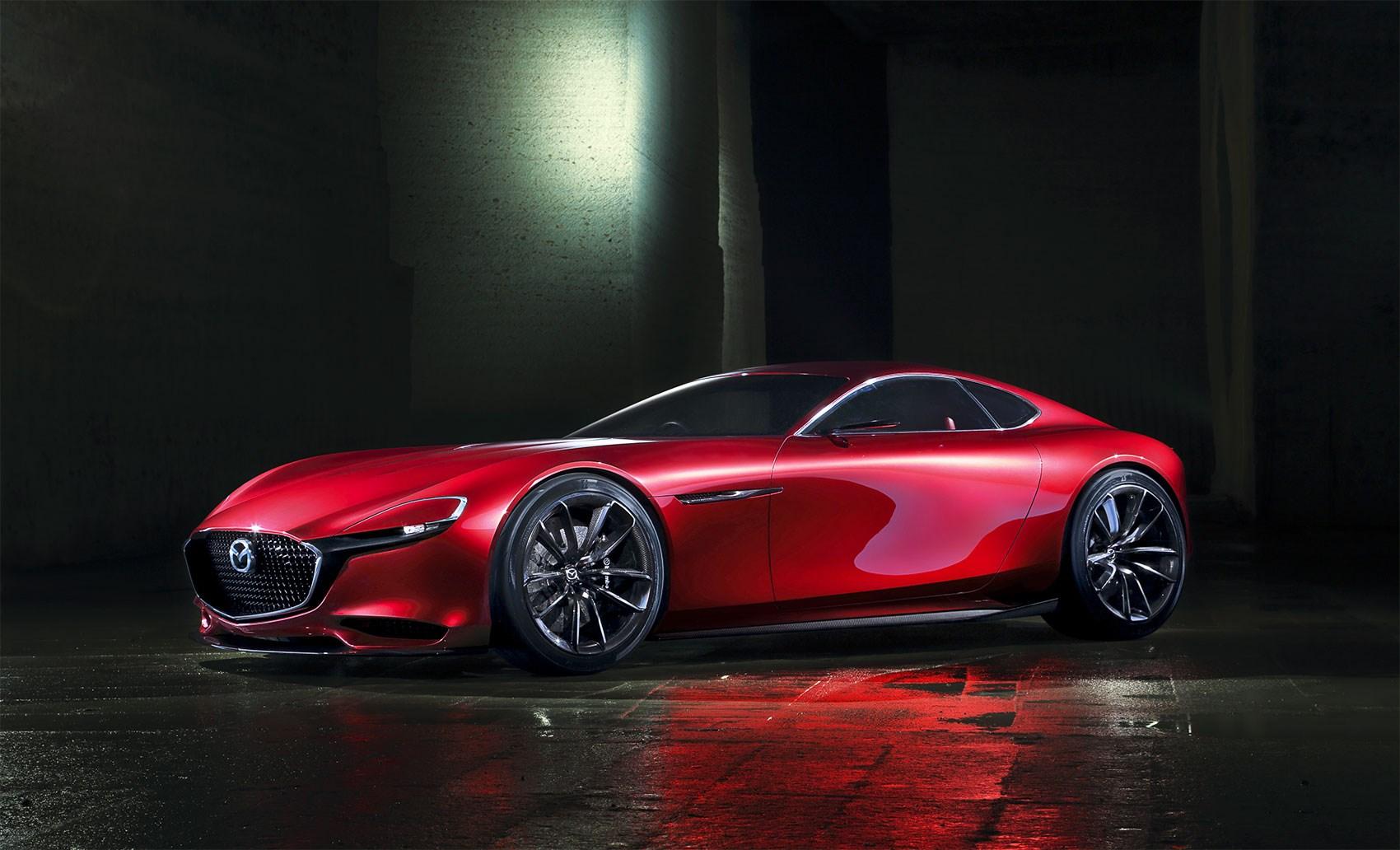 New Rx 7 Mazda S Rotary Renaissance Car December 2015