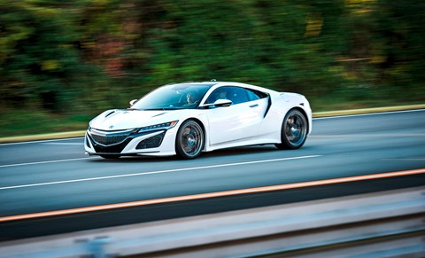 Honda's new NSX faces one or two challenges. Turn to p76 to find out what it's like to drive