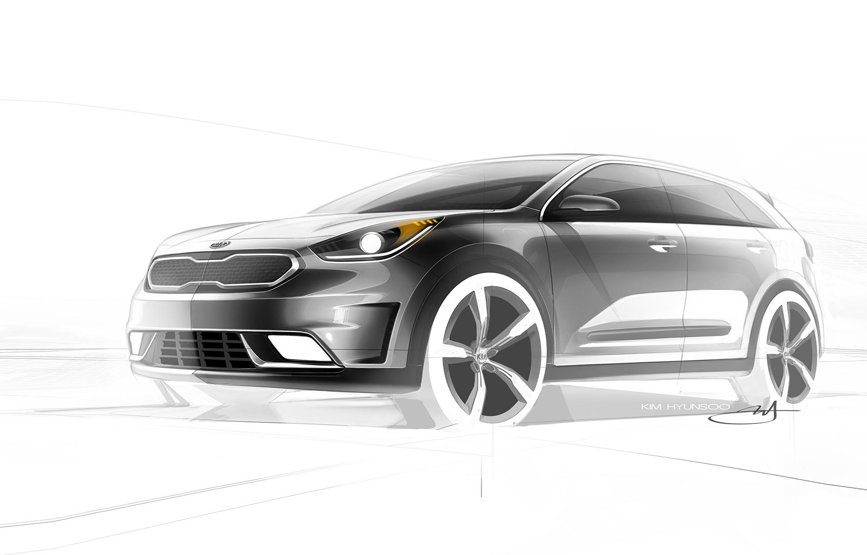 Kia E Niro Electric Car Car Magazine