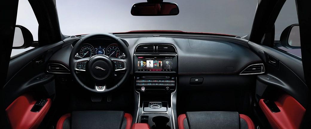 Jaguar four wheel drive
