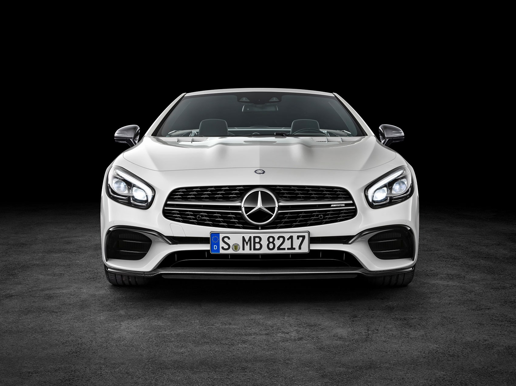 The New 2016 Model Year Mercedes Sl