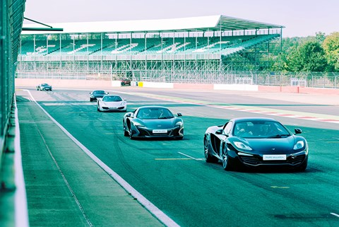 Long-term McLaren 650S tested on track