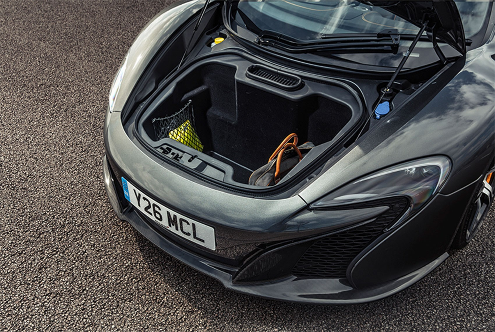 Mclaren 650s Spider 2016 Long Term Test Review Car
