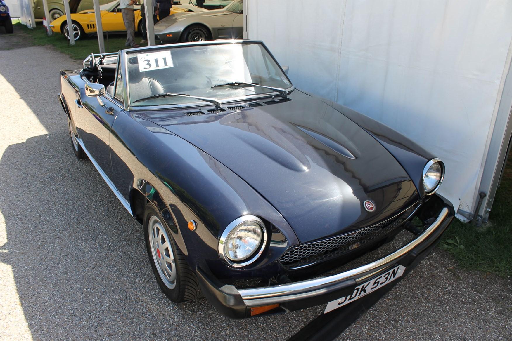 Fiat 124 original