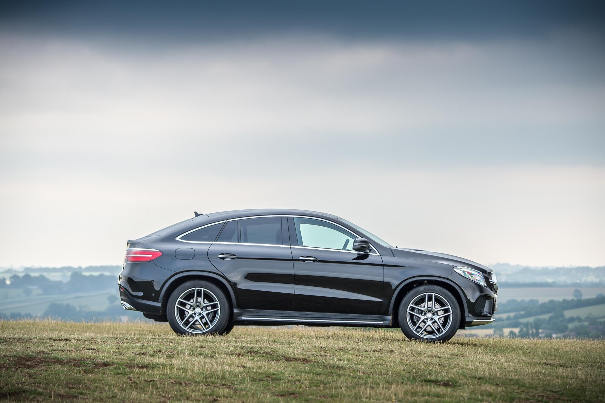 Mercedes Benz Gle 350d 4matic Amg Line Coupe 2015 Review