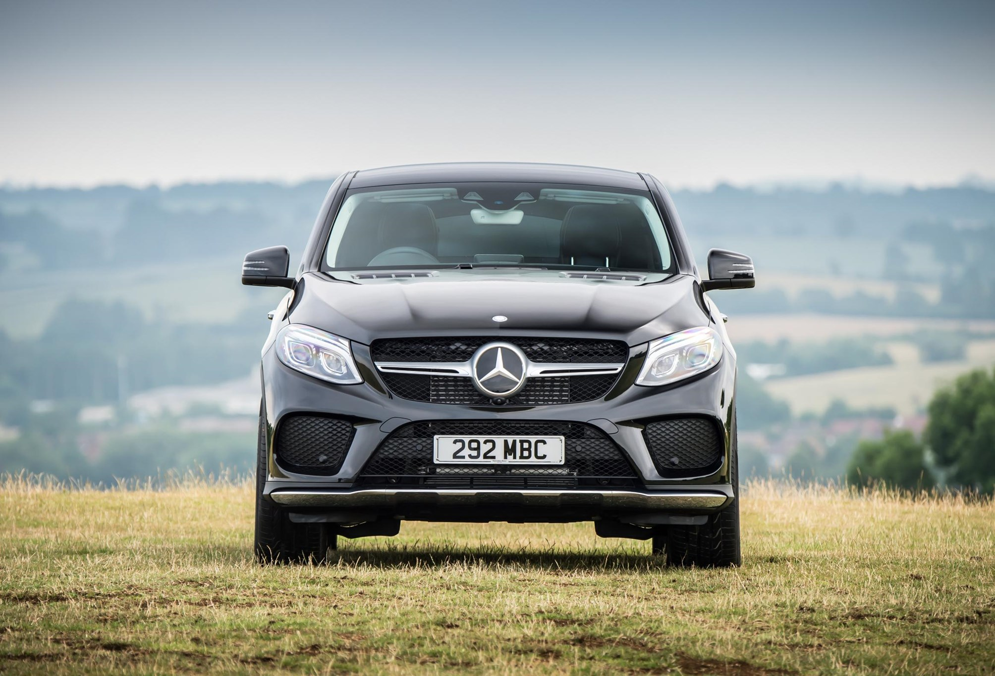 Mercedes-Benz GLE 350d 4Matic AMG Line Coupe (2015) review ...