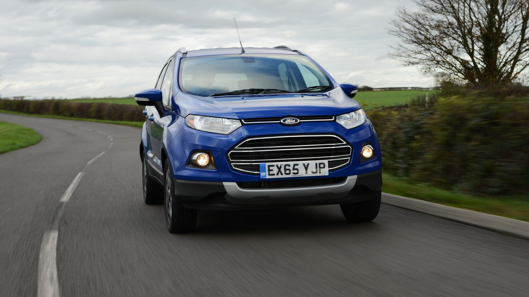 Ford Ecosport 1 0 Titanium 2016 Review Car Magazine