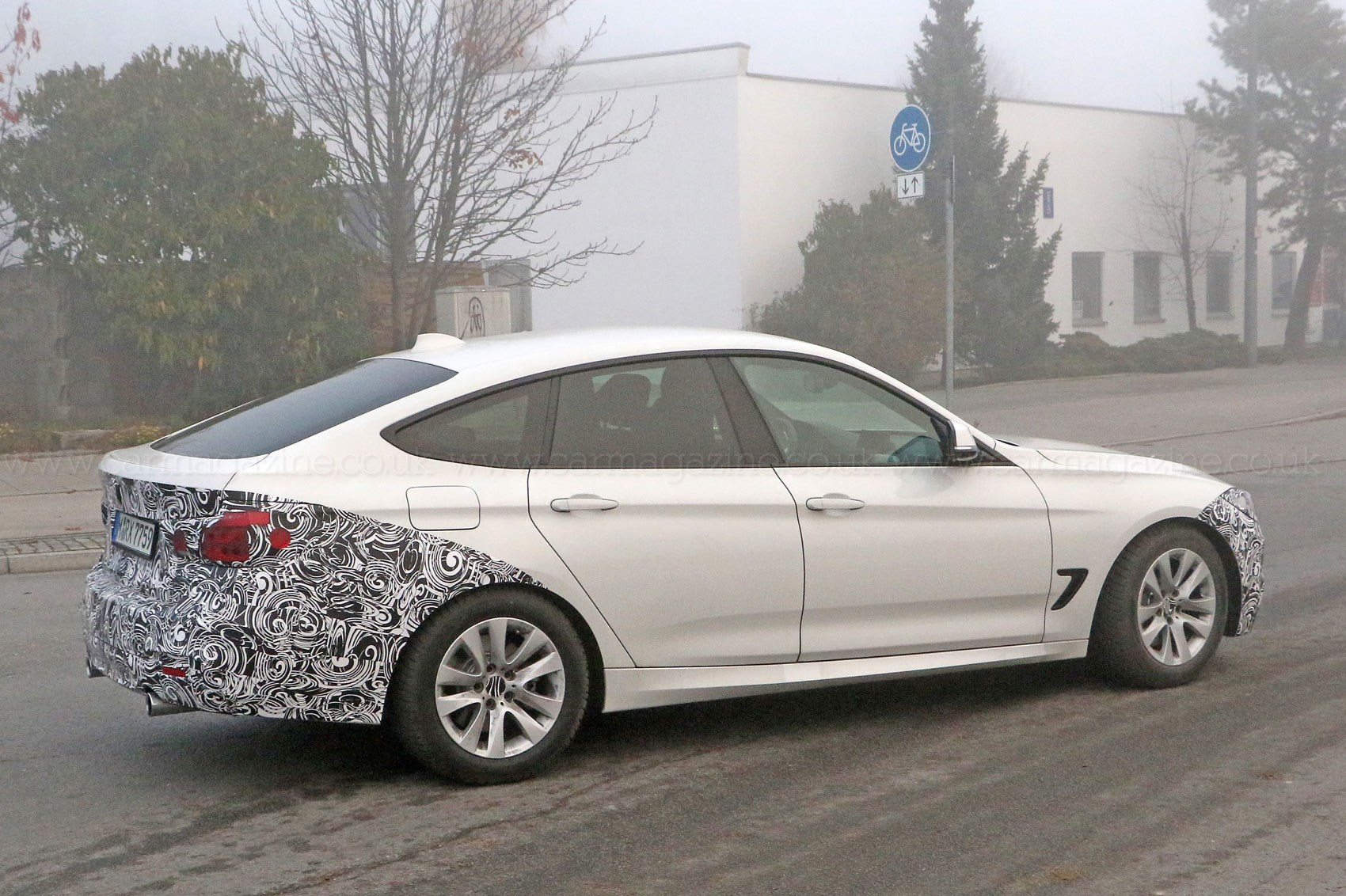 bmw serie 3 gt restyling 2016