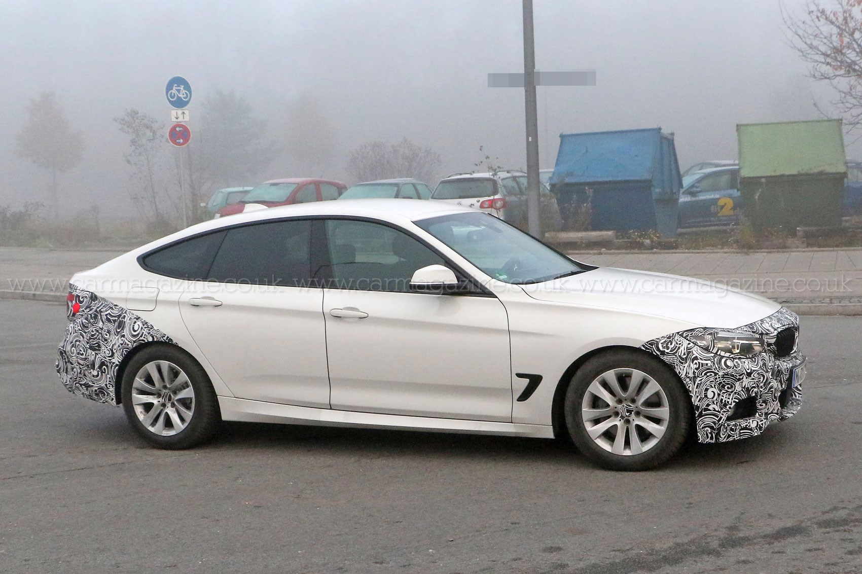 Bmw 3 series gt facelift 2016 it s the gran turismo s turn for