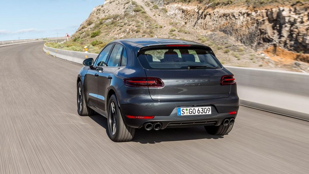 Porsche Macan Gts 2016 Review