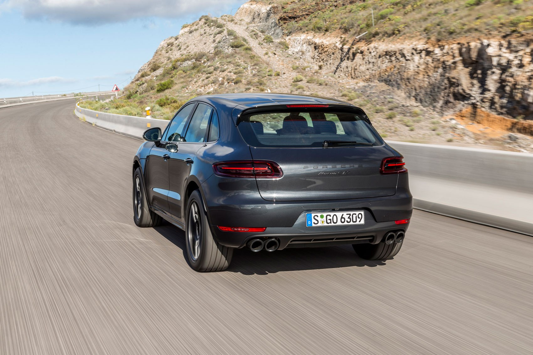 Porsche Macan Gts 2016 Review By Car Magazine
