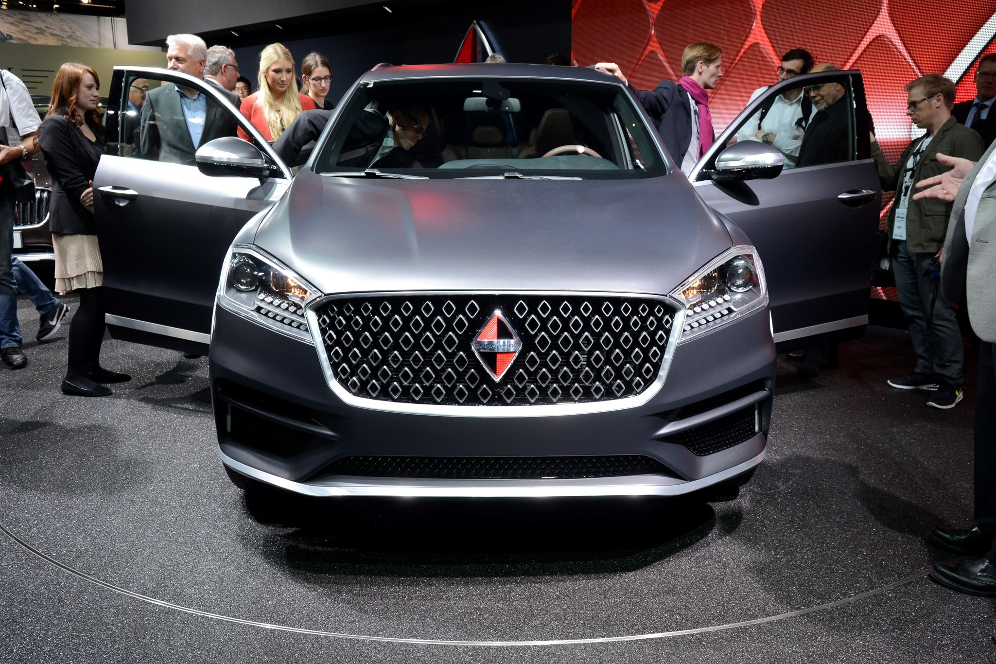 The SUVs you've never heard of: Borgward BX7, BX5 and BX3 ...