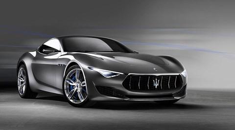 The Maserati Alfieri