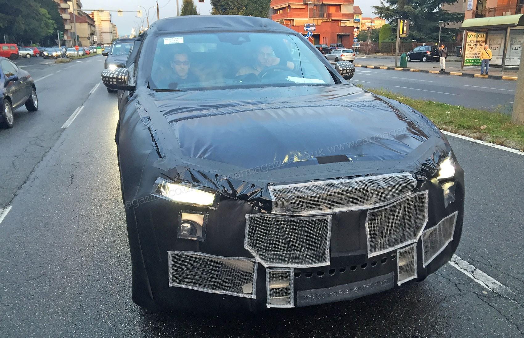 Maserati Suv Fast Tracked Alfieri And Gt Sports Cars