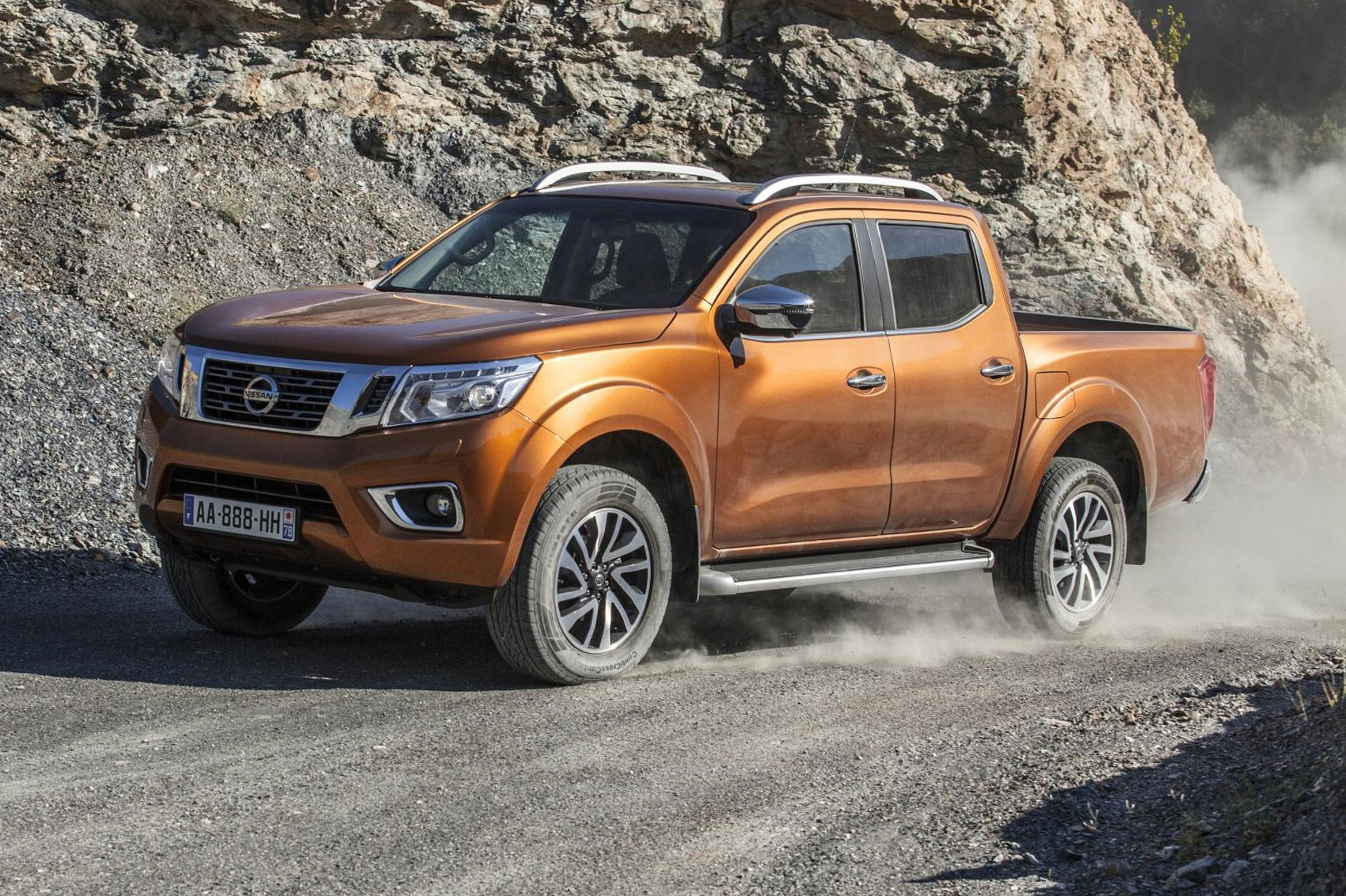 Pick up nissan navara double cabine d'occasion