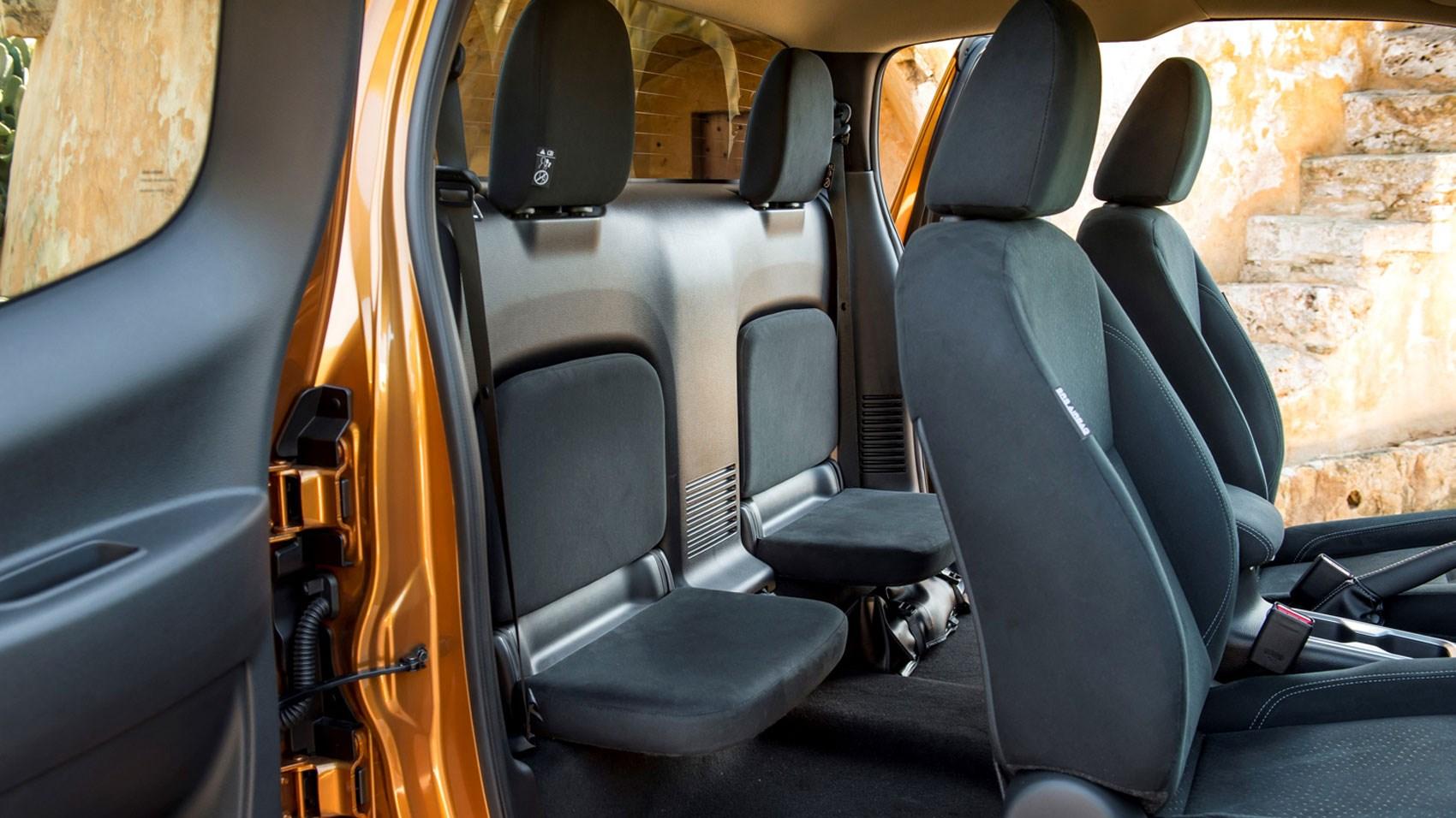 Nissan Np300 Navara 2016 Review Car Magazine