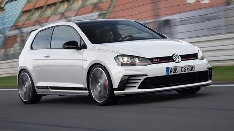 Vw Golf Gti Clubsport 2016 Review Car Magazine