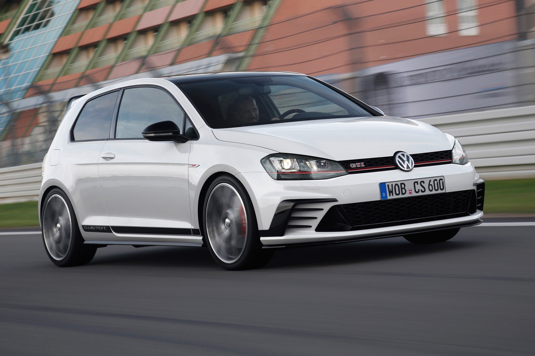 Wing Said To Provide Meaningful Downforce Although Vw S Being Coy With Exact Figures