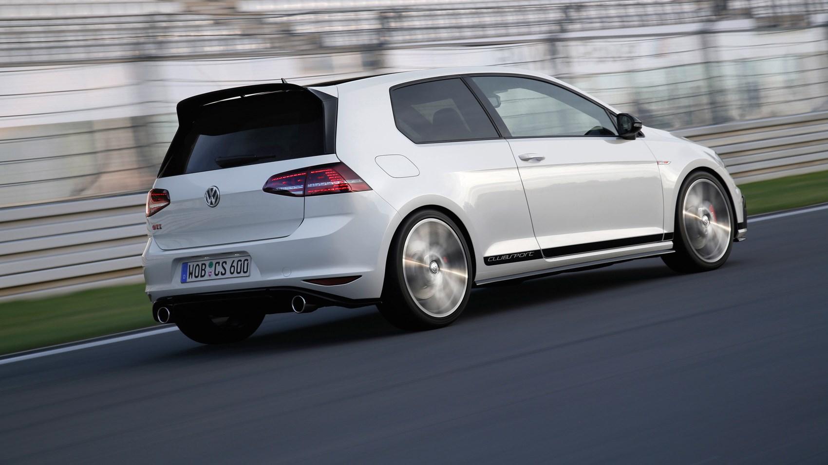 VW Golf GTI Clubspor