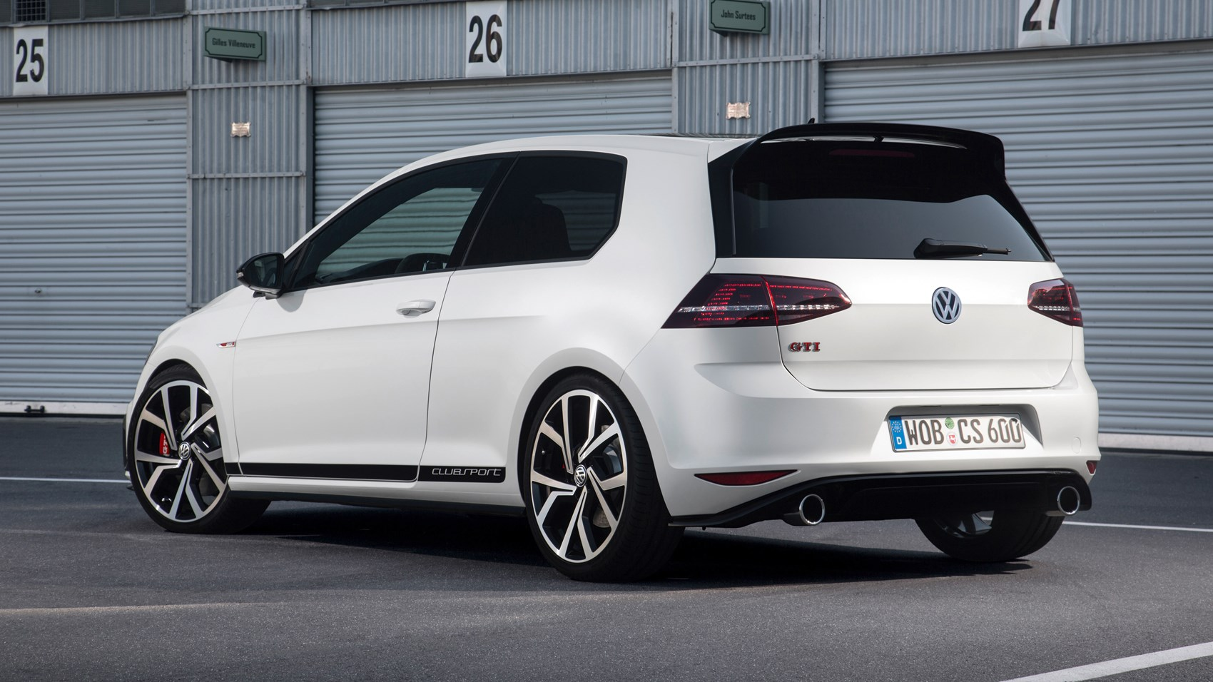 vw golf gti clubsport 2016 review car magazine. Black Bedroom Furniture Sets. Home Design Ideas