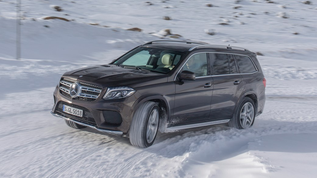 It S Goodbye To Mercedes Gl And Hello Gls