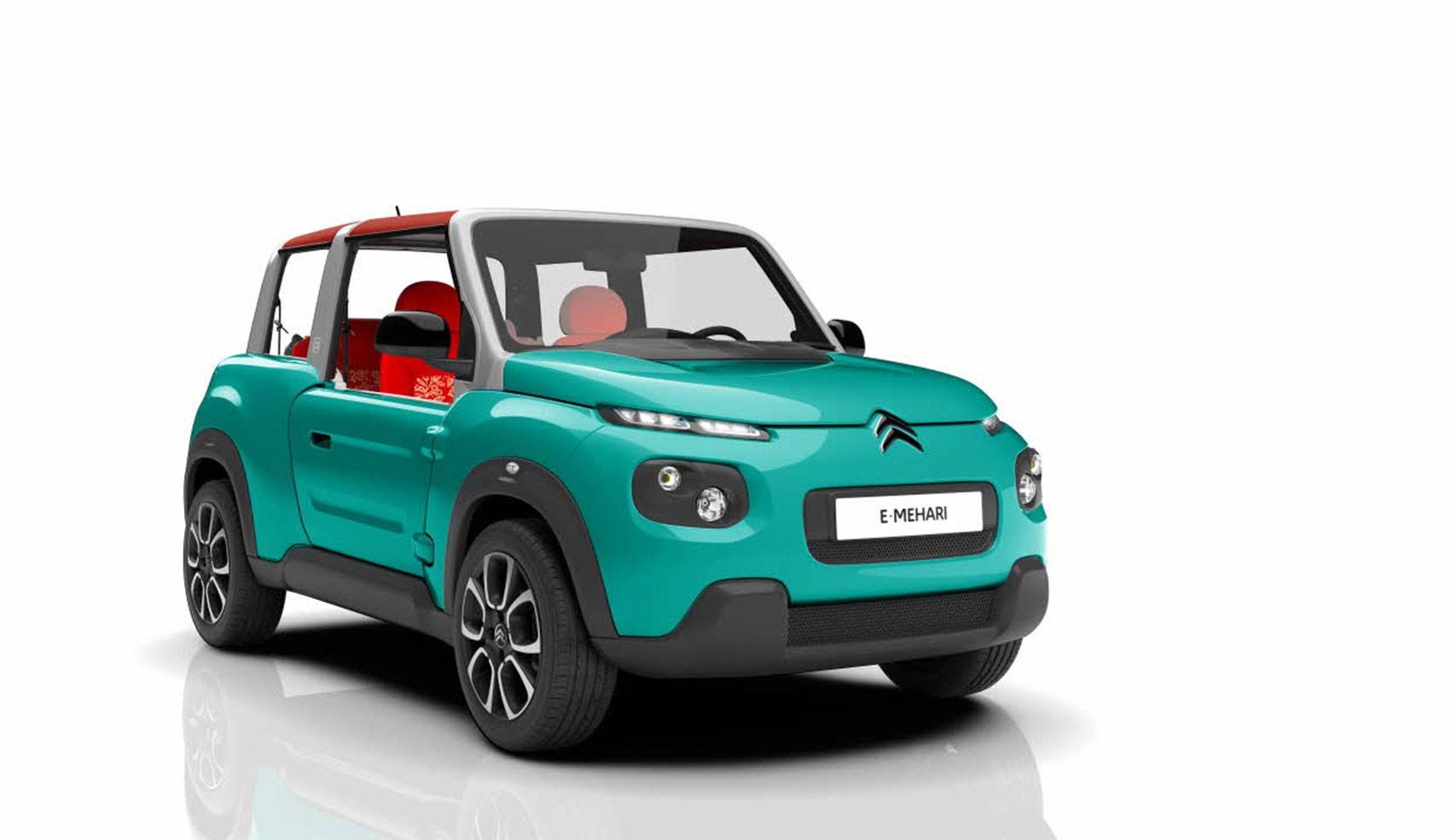 Morgan Cars For Sale >> Citroen E-Mehari: the electric beach buggy you can buy in 2016 | CAR Magazine