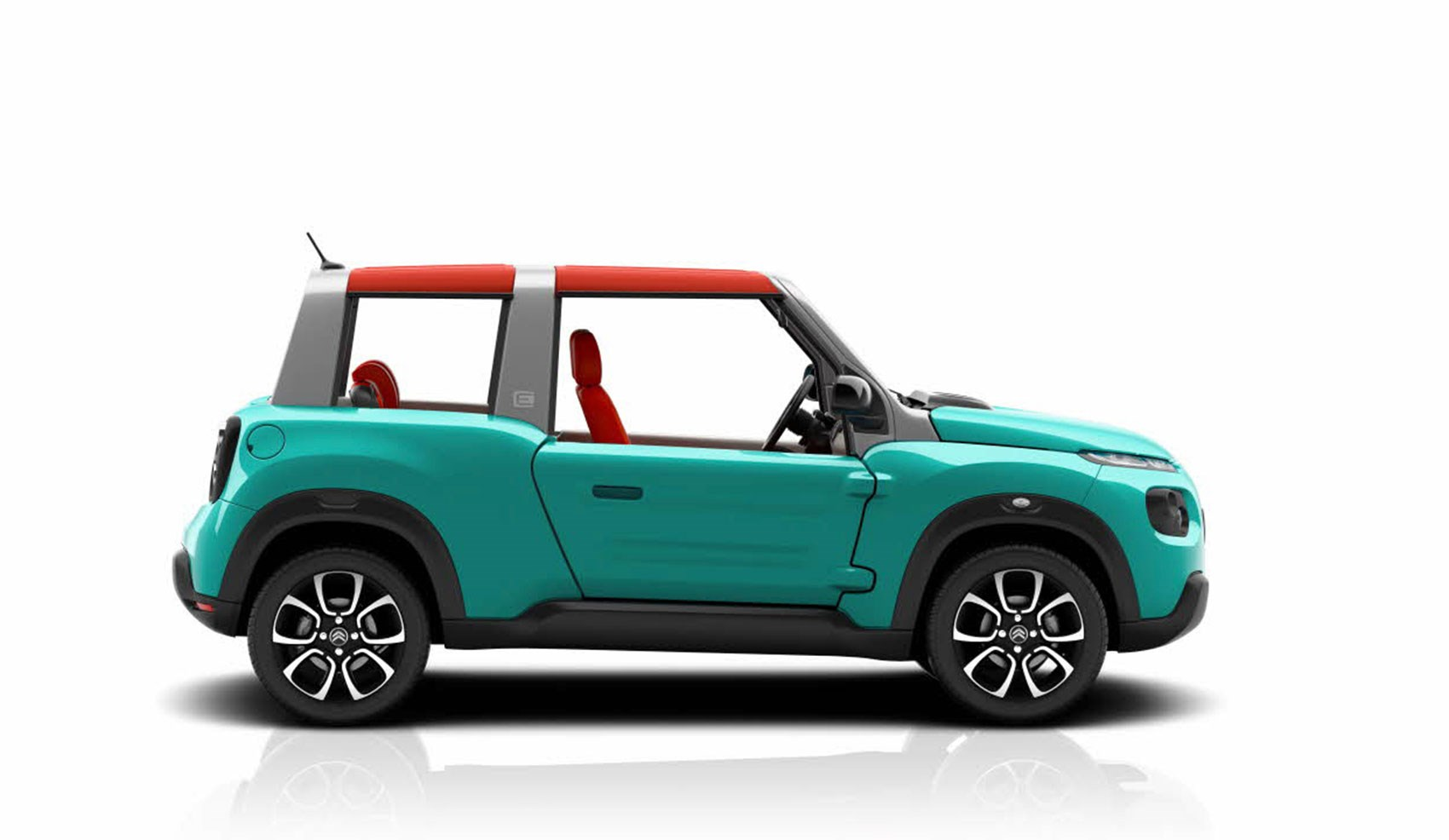 Citroen E Mehari The Electric Beach Buggy You Can Buy In