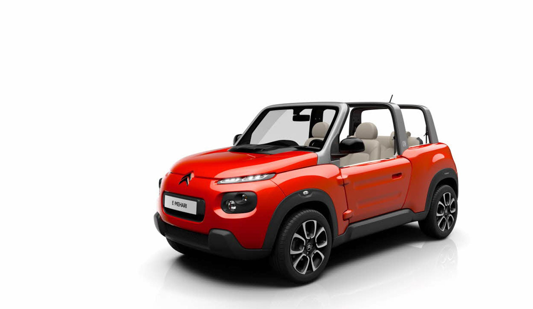 Citroen E Mehari The Electric Beach Buggy You Can Buy In 2016 By Car Magazine