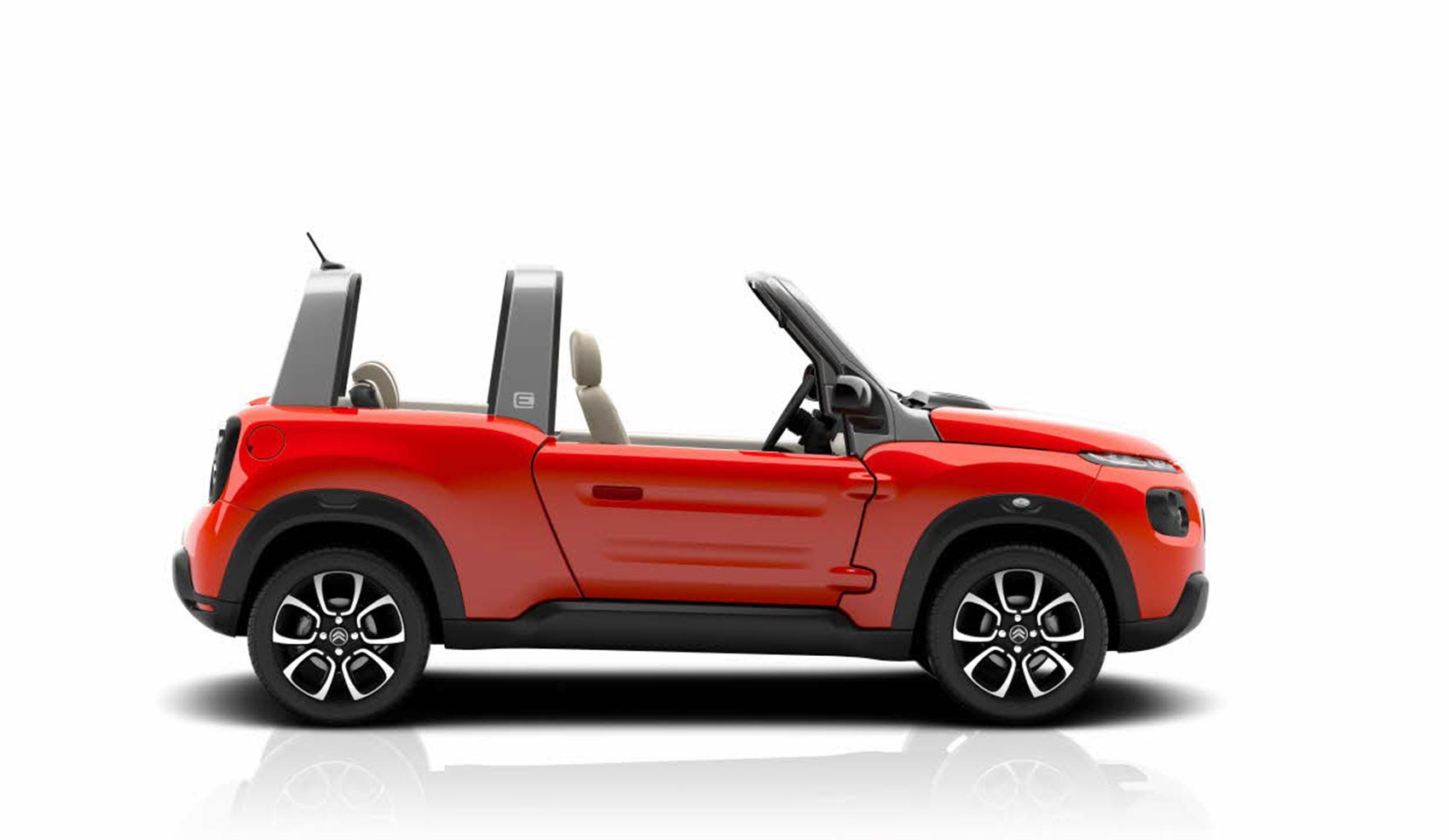 citroen e mehari the electric beach buggy you can buy in 2016 by car magazine. Black Bedroom Furniture Sets. Home Design Ideas