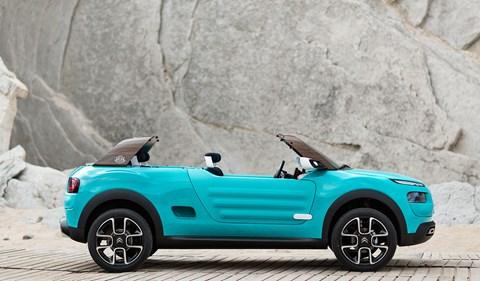 The 2015 Cactus M concept car