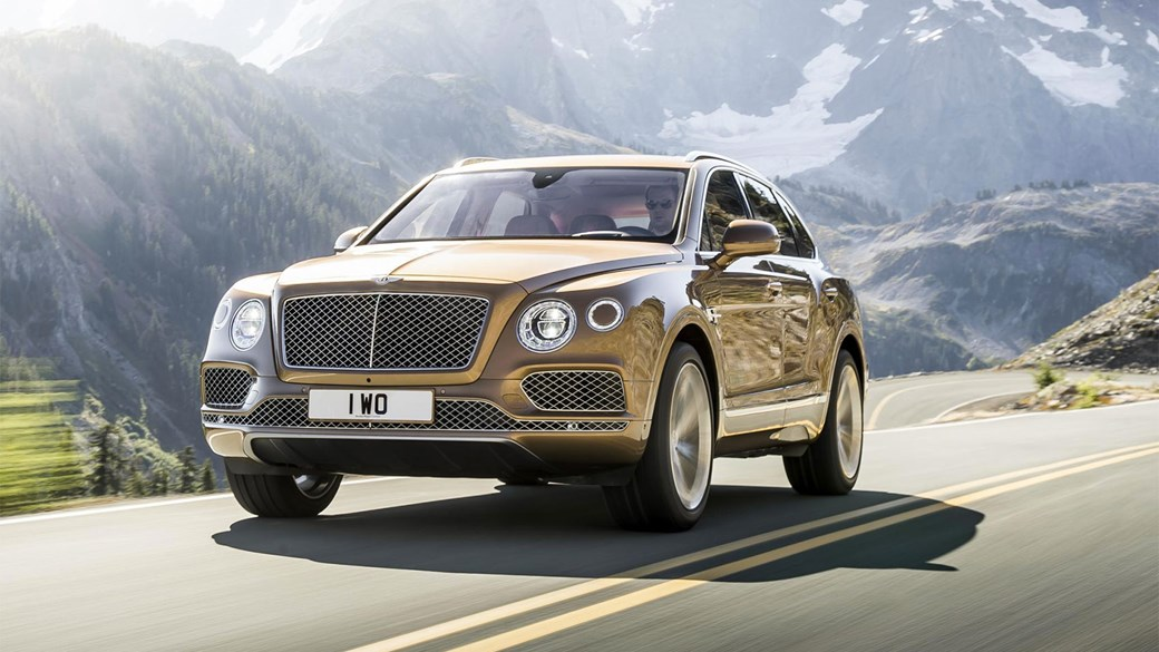 Bentley Bentayga W12 (2016) review | CAR Magazine
