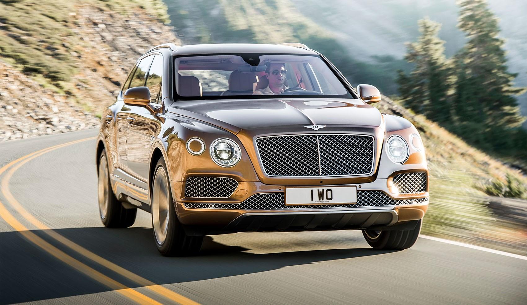 Bentley Bentayga W12 2016 Review Car Magazine